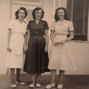 RT's Seafood Restaurant Waitress History photos Alexandria Virginia